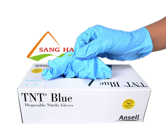 Găng tay y tế Nitrile Ansell 92-670