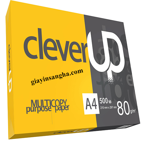 Giấy Clever Up 80G A4